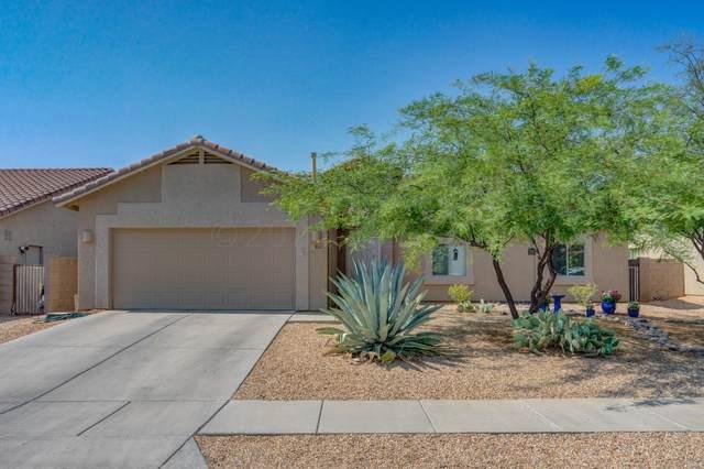 3639 E Northern Dancer Road, Tucson, AZ 85739 (#22115505) :: Kino Abrams brokered by Tierra Antigua Realty