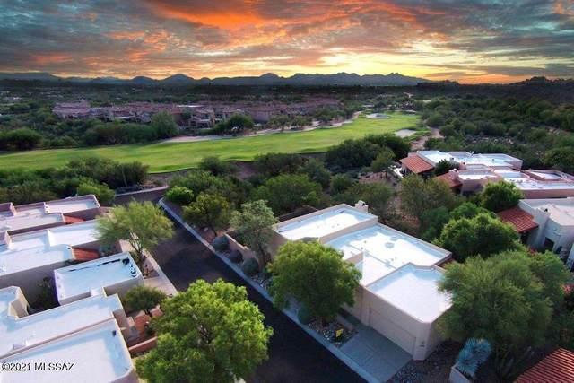 4021 E Quiet Moon Drive Drive, Tucson, AZ 85718 (#22115507) :: Tucson Property Executives