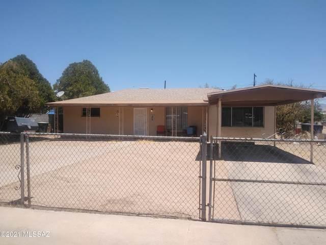 850 W Santa Maria Street, Tucson, AZ 85706 (#22115511) :: Tucson Property Executives