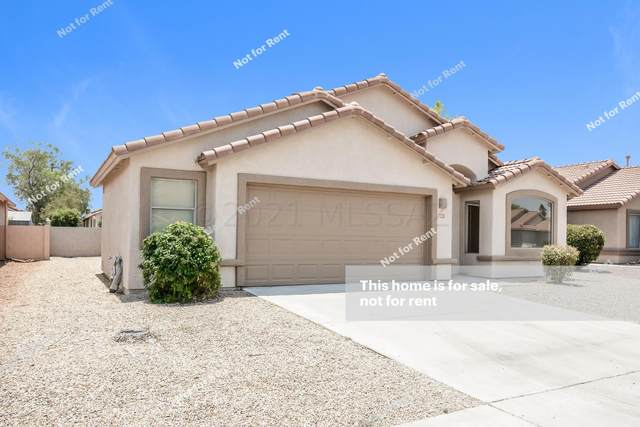 6943 W Harcuvar Drive, Tucson, AZ 85743 (#22115528) :: Long Realty - The Vallee Gold Team