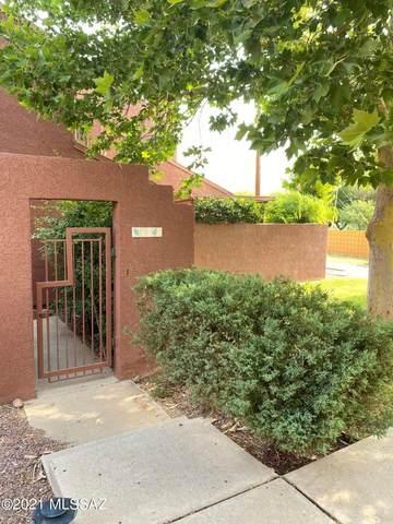4040 N Weimer Place #4, Tucson, AZ 85719 (#22115532) :: Tucson Property Executives