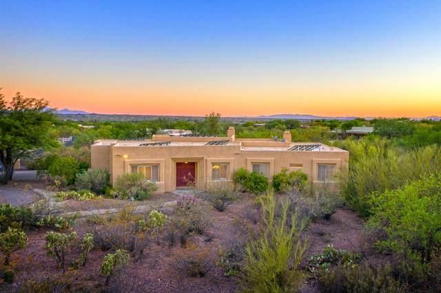 3147 N Fennimore Avenue, Tucson, AZ 85749 (#22115551) :: The Dream Team AZ