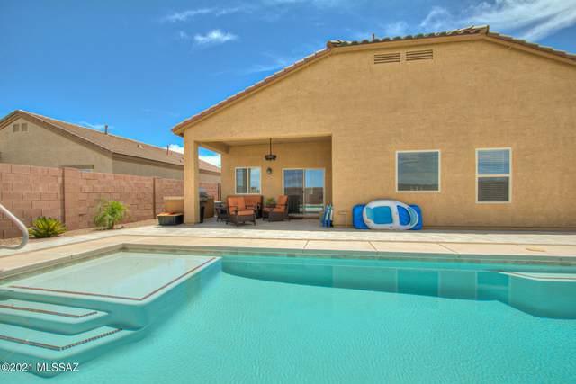 11726 W Tom Henry Way, Marana, AZ 85653 (#22115555) :: The Dream Team AZ