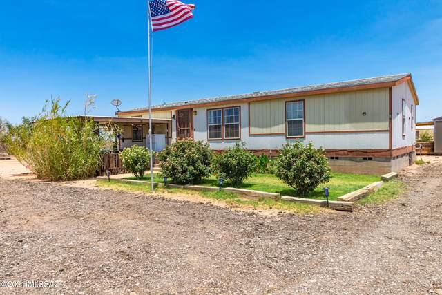 11780 N Musket Road, Marana, AZ 85653 (#22115557) :: Gateway Partners International
