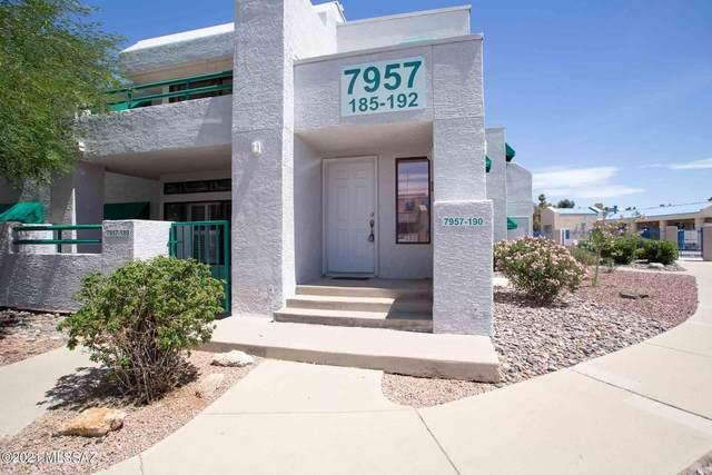 7957 E Colette Circle #190, Tucson, AZ 85710 (#22115563) :: Tucson Property Executives