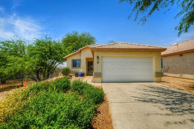 2576 W Cezanne Circle, Tucson, AZ 85741 (#22115564) :: Tucson Property Executives