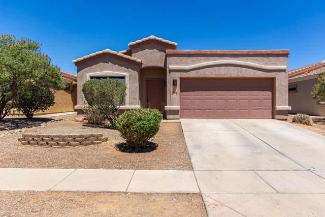 201 E Corte Rancho Encanto, Sahuarita, AZ 85629 (#22115569) :: Kino Abrams brokered by Tierra Antigua Realty