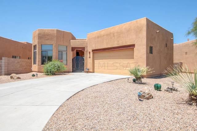 8139 N Night Pony Drive, Tucson, AZ 85743 (#22115592) :: Kino Abrams brokered by Tierra Antigua Realty
