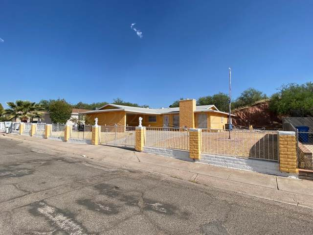 642 E Maya Street, Nogales, AZ 85621 (#22115594) :: Gateway Partners International