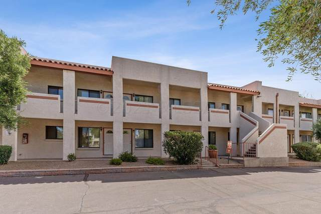 455 W Kelso Street #106, Tucson, AZ 85705 (#22115596) :: The Dream Team AZ