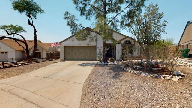 4540 W Joshua Lane, Tucson, AZ 85741 (#22115605) :: The Dream Team AZ
