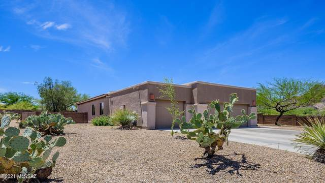7603 W Rising Ridge Road, Tucson, AZ 85743 (#22115616) :: The Dream Team AZ