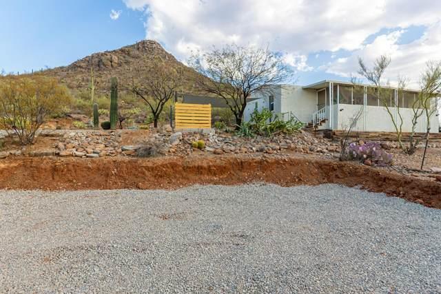 10055 W Rocky Desert Trail, Tucson, AZ 85743 (#22115617) :: Tucson Property Executives