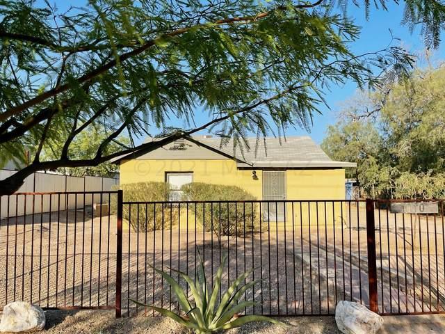 1010 N 11th Avenue, Tucson, AZ 85705 (#22115618) :: The Dream Team AZ