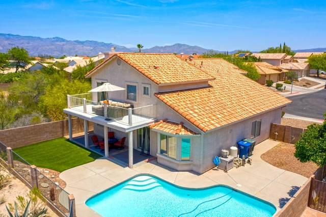 1076 S Chipped Bark Lane, Tucson, AZ 85748 (#22115626) :: The Dream Team AZ