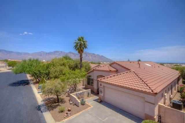 1511 W Sand Pebble Drive, Oro Valley, AZ 85737 (#22115633) :: Tucson Property Executives