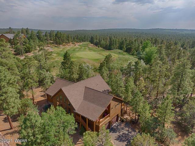 4561 W Shaggy Bark Road, Show Low, AZ 85901 (MLS #22115638) :: The Property Partners at eXp Realty