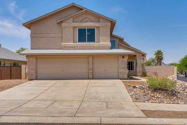 9011 N Lattimore Lane, Tucson, AZ 85742 (#22115661) :: Tucson Property Executives