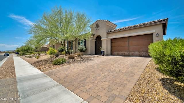 13655 N Meadowhawk Lane, Oro Valley, AZ 85755 (#22115662) :: Tucson Property Executives