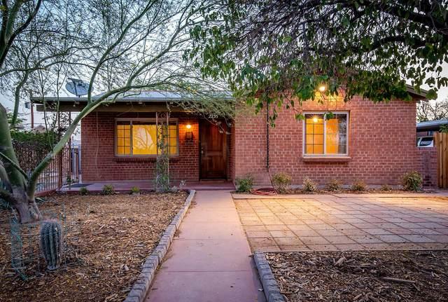 2233 E Eastland Street, Tucson, AZ 85719 (#22115663) :: The Dream Team AZ