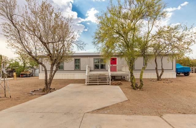 7366 W Bopp Road, Tucson, AZ 85735 (#22115664) :: Kino Abrams brokered by Tierra Antigua Realty