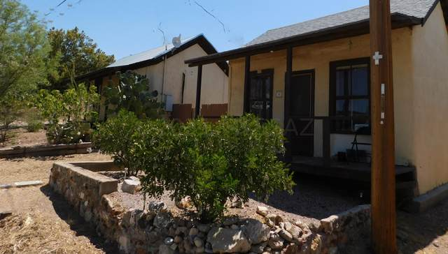 108 & 116 S 7Th Street, Tombstone, AZ 85638 (MLS #22115667) :: The Property Partners at eXp Realty