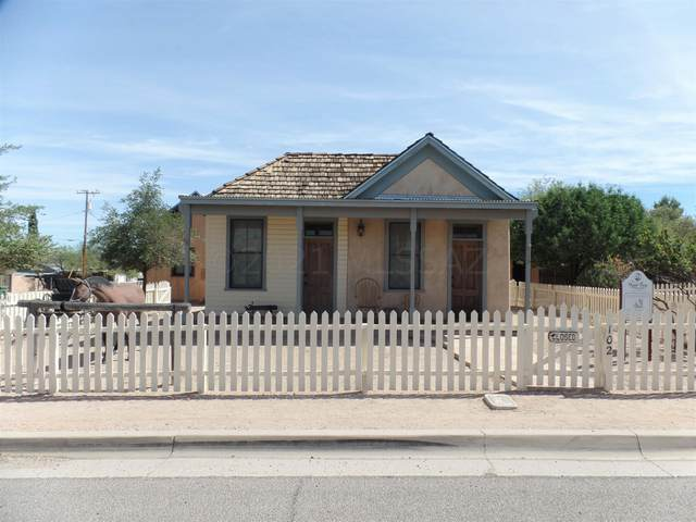 102 E Fremont Street, Tombstone, AZ 85638 (#22115668) :: Gateway Partners International