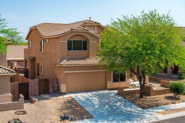 695 W Sonatina Lane, Oro Valley, AZ 85737 (#22115678) :: The Dream Team AZ