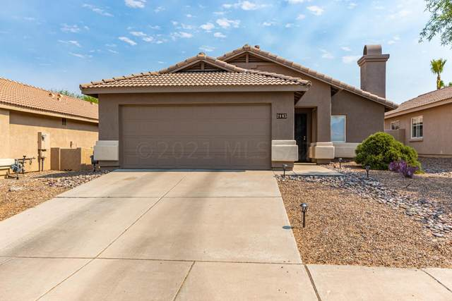 2145 E Tabular Place, Oro Valley, AZ 85755 (#22115679) :: Tucson Property Executives
