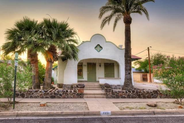 722 N 3RD Avenue, Tucson, AZ 85705 (#22115681) :: Gateway Partners International