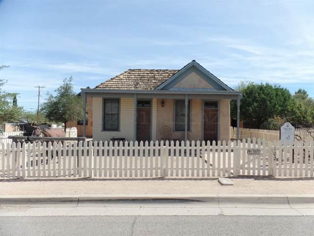 102 E Fremont Street, Tombstone, AZ 85638 (#22115687) :: Tucson Property Executives