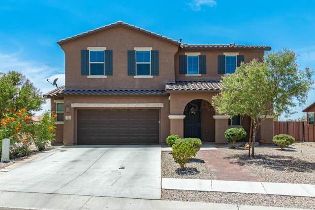 4382 S Robles Well Drive, Tucson, AZ 85746 (#22115692) :: Tucson Property Executives