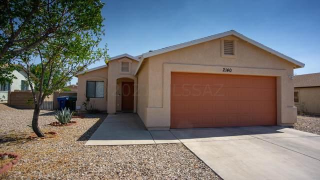 2140 E Vera Cruz Vista, Tucson, AZ 85713 (#22115695) :: Long Realty - The Vallee Gold Team