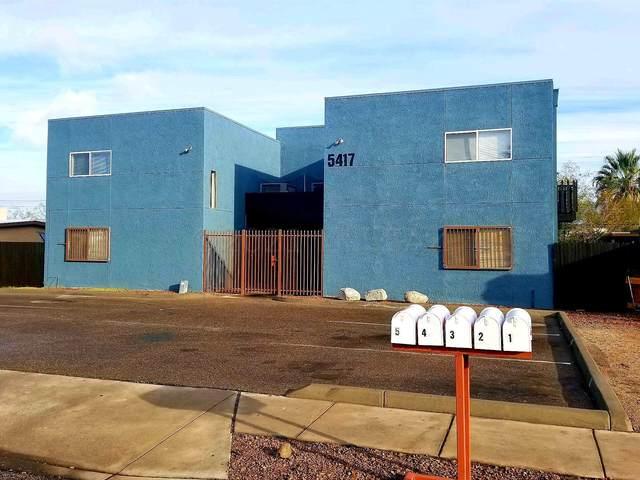 5417 E 30Th Street, Tucson, AZ 85711 (#22115699) :: Tucson Property Executives
