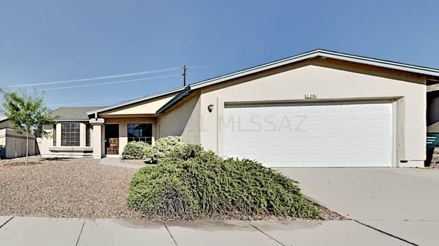 701 S Granite Falls Drive, Tucson, AZ 85748 (#22115700) :: Tucson Property Executives