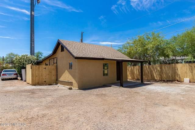 6838 S Nogales Highway, Tucson, AZ 85756 (#22115702) :: Keller Williams