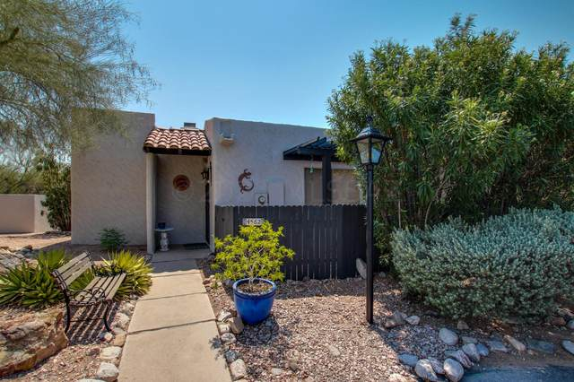 4562 E Sunrise Drive, Tucson, AZ 85718 (#22115720) :: Keller Williams