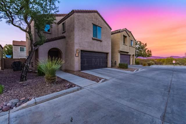 6075 S Hawks Hollow Court, Tucson, AZ 85747 (#22115727) :: Long Realty - The Vallee Gold Team