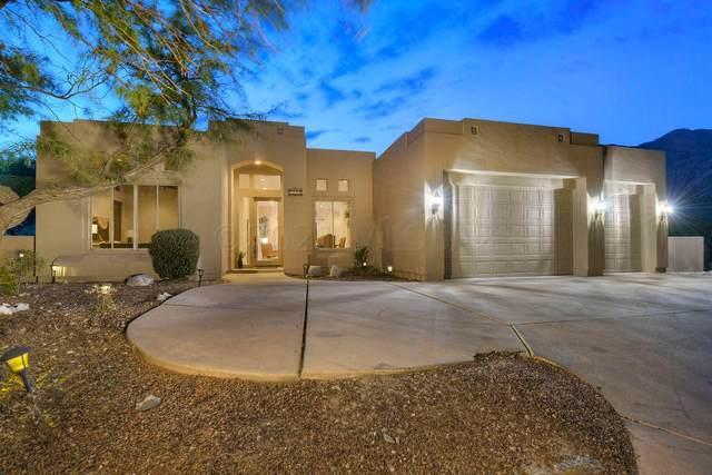 6421 N Nirvana Place, Tucson, AZ 85750 (#22115736) :: Keller Williams