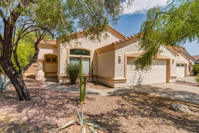5228 N Spring Pointe Place, Tucson, AZ 85749 (#22115741) :: Kino Abrams brokered by Tierra Antigua Realty