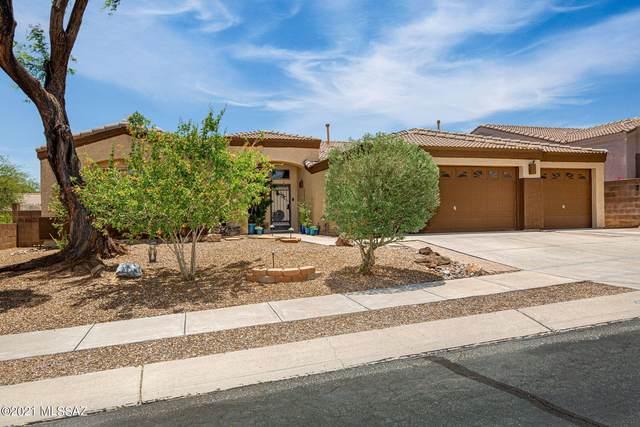 427 W Greys Road, Tucson, AZ 85737 (#22115744) :: Kino Abrams brokered by Tierra Antigua Realty
