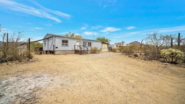 1441 S Calle Anasazi, Tucson, AZ 85735 (#22115748) :: Kino Abrams brokered by Tierra Antigua Realty