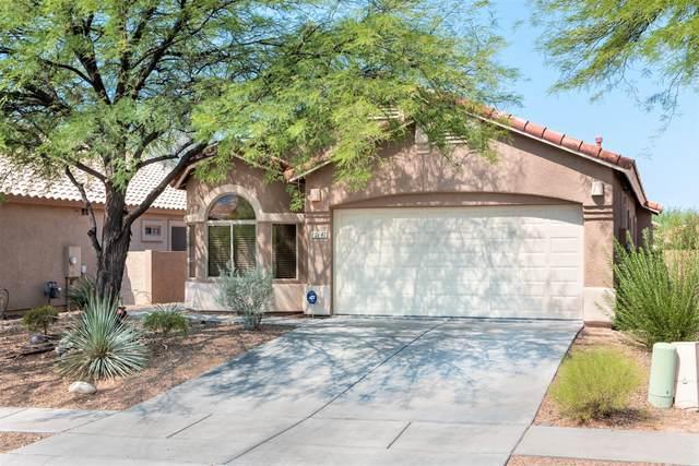 12147 N Jarren Canyon Way, Oro Valley, AZ 85755 (#22115749) :: The Dream Team AZ