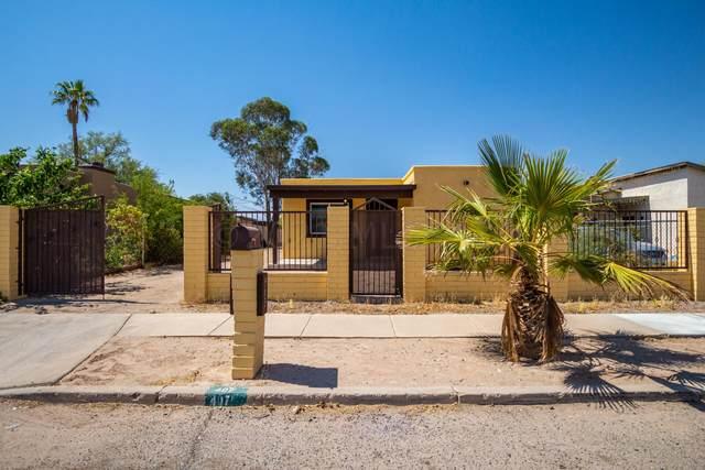 407 W 31St Street, Tucson, AZ 85713 (#22115755) :: Tucson Real Estate Group