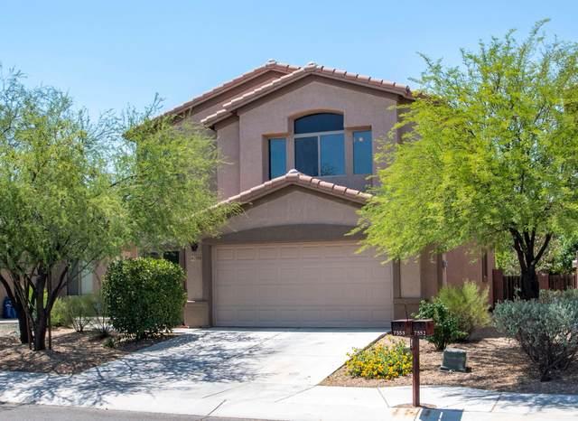 7558 E Majestic Palm Lane, Tucson, AZ 85756 (#22115758) :: Gateway Partners International
