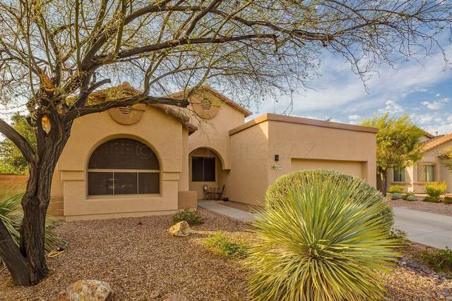 8217 N Sombrero Point Drive, Tucson, AZ 85743 (#22115766) :: Kino Abrams brokered by Tierra Antigua Realty