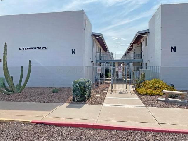 1776 S Palo Verde Avenue N 212, Tucson, AZ 85713 (#22115767) :: Gateway Partners International