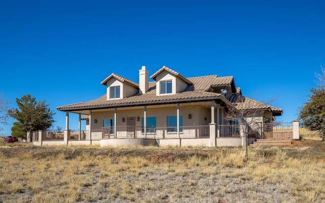 13855 E Beatty Ranch Road, Sonoita, AZ 85637 (#22115775) :: Kino Abrams brokered by Tierra Antigua Realty