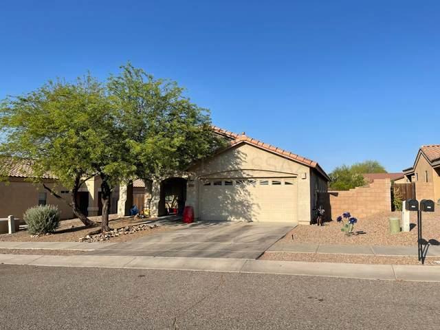 481 S Stone Bench Road, Vail, AZ 85641 (#22115792) :: The Dream Team AZ