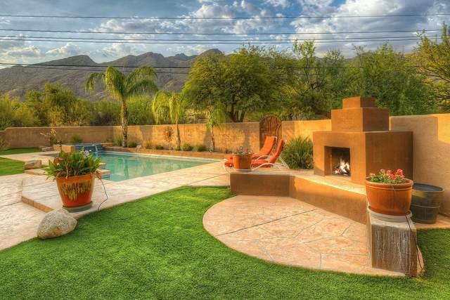 5591 E Shadow Ridge Drive, Tucson, AZ 85750 (#22115794) :: Kino Abrams brokered by Tierra Antigua Realty